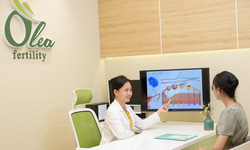 Olea Fertility- Trung tâm điều trị hiếm muộn cao cấp tại Bệnh viện ĐKQT Vinmec Central Park