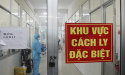 Chiều 31/3, có 9 ca mắc COVID-19 tại Tây Ninh, Cà Mau và Đà Nẵng