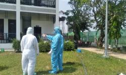 Chuyên gia y tế Việt Nam hỗ trợ kiểm soát hiệu quả dịch COVID-19 tại Lào