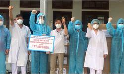 Bệnh viện Phụ sản TW sẻ chia cùng tâm dịch COVID-19 Bắc Giang, Bắc Ninh