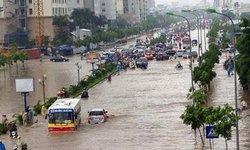 Hà Nội yêu cầu các Chủ tịch UBND Quận, Huyện trực 24h/24h nhằm ứng phó bão số 7