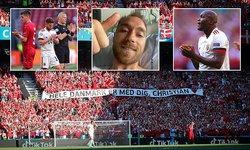 Christian Eriksen và tổ y tế cứu sống anh được mời dự chung kết Euro 2021