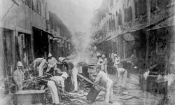 Dịch COVID-19, nhớ về đại dịch tàn phá Hong Kong 1894
