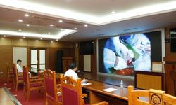 Hội chẩn chỉ đạo trực tuyến mổ cấp cứu thành công bệnh nhân tại đảo Song Tử Tây