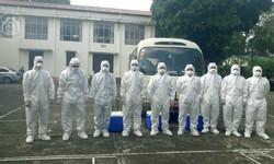 Bác sĩ Bệnh viện TWQĐ 108 chi viện Bắc Ninh vượt qua đại dịch COVID-19