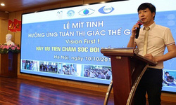 Việt Nam có khoảng 2 triệu người mù và thị lực kém