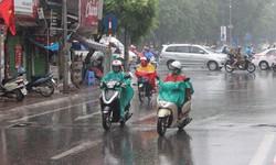 Miền Bắc mưa lạnh,  không khí Hà Nội đang ở mức ô nhiễm nghiêm trọng
