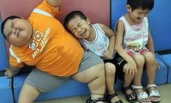 """""""Choáng"""" với tỷ lệ béo phì ở trẻ em Việt, cha mẹ hãy làm gương cho con"""