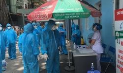 1 người ở Lạng Sơn có kết quả xét nghiệm dương tính với SARS-CoV-2