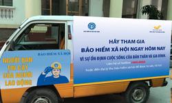 Dịch COVID-19: BHXH Việt Nam sẽ livestream để phát triển đối tượng tham gia