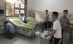 Chuyên gia hồi sức tích cực BV Bạch Mai hỗ trợ Đồng Nai điều trị bệnh nhân COVID-19