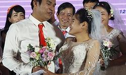 Giấc mơ có thật - Đám cưới tập thể của 46 cặp đôi khuyết tật