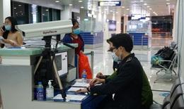 Hải Phòng tiếp nhận hành khách về địa phương trên các chuyến bay thương mại