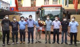 Y tế Quảng Bình xuất quân giúp tỉnh Khăm Muộn, Lào  chống dịch COVID-19