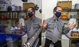 Người đàn ông 2 lần dương tính nhiễm 2 loại biến thể SARS-CoV-2 khác nhau