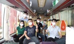Trải lòng của những chiến sĩ áo trắng tình nguyện sang Lào hỗ trợ chống dịch