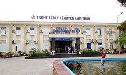 Phú Thọ: Phong tỏa TTYT huyện sau khi ghi nhận các ca mắc COVID-19