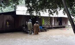 Bộ đội Biên phòng Quảng Bình vượt mưa lũ đảm bảo an toàn cho nhân dân