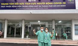 'Chúng tôi sẽ về khi TP. Hồ Chí Minh hết 'ốm'