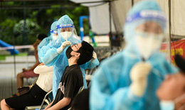 Hà Nội ghi nhận 1.872 người từ miền Nam về, có 22 ca mắc COVID-19