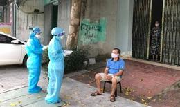 Thanh Hóa: Hơn 100 người liên quan tới Bệnh viện Việt Đức đã có kết quả âm tính lần 1