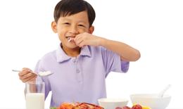 Trẻ ăn nhiều rau, trái cây có số điểm cao nhất về sức khỏe tâm thần