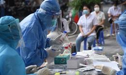 Hà Nội phát hiện 6 ca mắc COVID-19 mới, có 5 ca liên quan Bệnh viện Việt Đức