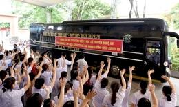Nghệ An tiếp tục cử thầy thuốc vào TP. Hồ Chí Minh