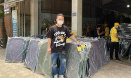 Ca sĩ Tùng Dương 3 ngày kêu gọi được 3 tỷ để chia sẻ với điểm nóng Sài Gòn