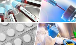 Sàng lọc ảo giúp phát hiện thuốc thay thế điều trị COVID-19