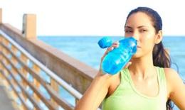Uống nước thế nào khi tập thể thao?