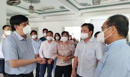 Bộ trưởng Nguyễn Thanh Long: Bộ Y tế hỗ trợ Long An thiết lập Trung tâm hồi sức tích cực quy mô 500 giường