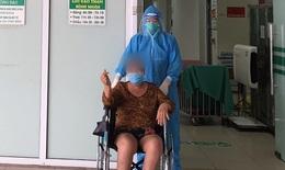 Cụ bà nhiều bệnh nền thoát khỏi tử thần COVID-19