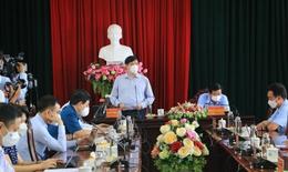 Bộ Y tế điều 3 lãnh đạo các Bệnh viện Trung ương đến hỗ trợ Vĩnh Long điều trị bệnh nhân COVID-19