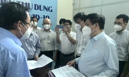 Khẩn trương tiếp nhận bệnh nhân tại 4 Trung tâm hồi sức tích cực COVID-19 ở TP Hồ Chí Minh
