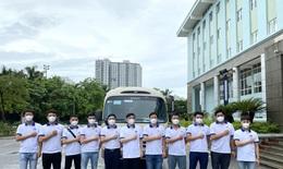 11 chuyên gia của Bệnh viện K chi viện Đồng Nai phòng chống dịch COVID-19