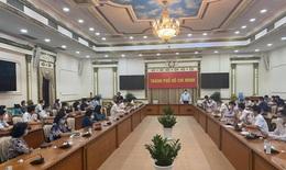 Bộ trưởng Nguyễn Thanh Long kêu gọi hệ thống y tế tư nhân của TP.HCM chung sức chống COVID-19