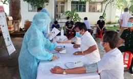 Chiến dịch tiêm 1 triệu liều vaccine ngừa COVID-19 ở Bình Dương