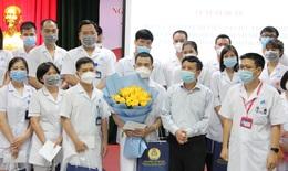 34 thầy thuốc ưu tú của Bệnh viện Da liễu TW chi viện cho miền Nam thân yêu