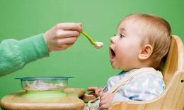Bí quyết giúp trẻ tăng cân sau cai sữa