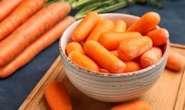 Cà rốt, thực phẩm rất tốt nhưng không phải ai cũng biết cách dùng