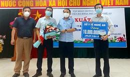 Nghệ An tiếp tục cử 31 thầy thuốc chi viện cho TP. HCM chống dịch