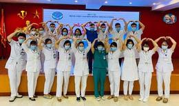 Thầy thuốc giỏi của BV Tai Mũi Họng TW xuất quân chi viện TP. HCM chống dịch