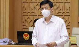 Bộ trưởng Nguyễn Thanh Long: COVID-19 đã có thể bùng phát lớn hơn nhiều lần nếu không ứng phó kịp thời, mạnh mẽ như vừa qua