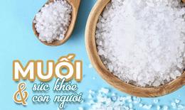 Những dấu hiệu cho thấy bạn đang ăn quá nhiều muối