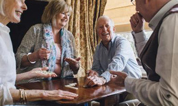Tương tác xã hội giúp bảo vệ trí nhớ