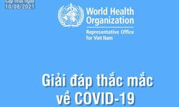 7 vaccine COVID-19 được WHO phê duyệt và hiệu quả đối với biến thể Delta
