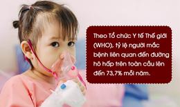 Giải pháp hỗ trợ bổ phế, tăng cường sức đề kháng, hỗ trợ giảm nguy cơ viêm đường hô hấp
