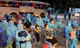 Nghệ An: 184 bệnh nhân COVID-19 liên quan đến các tỉnh phía Nam
