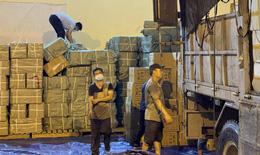 Thu giữ gần 50 tấn hàng nghi giả mạo các nhãn hiệu nổi tiếng